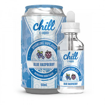 Blue Raspberry (50ml) Plus by Chill e Liquid