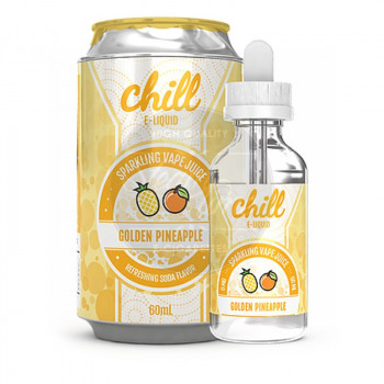 Golden Pineapple (50ml) Plus by Chill e Liquid