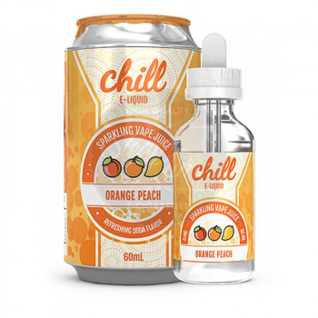 Orange Peach (50ml) Plus by Chill e Liquid