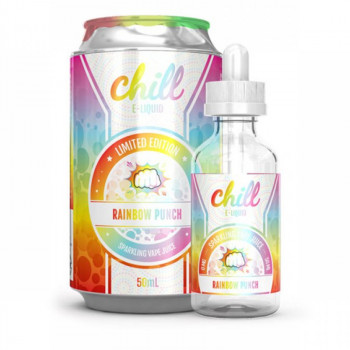 Rainbow Punch (50ml) Plus by Chill e Liquid