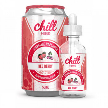 Red Berry (50ml) Plus by Chill e Liquid
