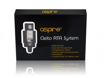 Aspire CLEITO RTA System