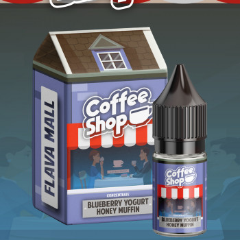 Blueberry Yogurt Honey Muffin Coffee Shop (10ml) Aroma by Flava Mall
