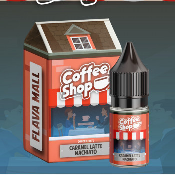 Caramel Latte Macchiato Coffee Shop (10ml) Aroma by Flava Mall