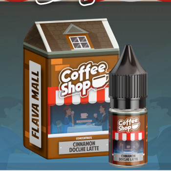 Cinnamon Dolce Latte Coffee Shop (10ml) Aroma by Flava Mall