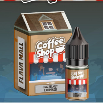 Hazelnut Expresso Coffee Shop (10ml) Aroma by Flava Mall