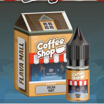 Pecan Tart Coffee Shop (10ml) Aroma by Flava Mall