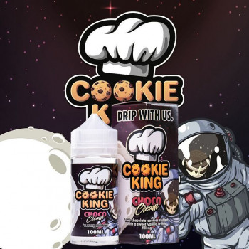 Choco Cream (100ml) Plus e Liquid by Cookie King