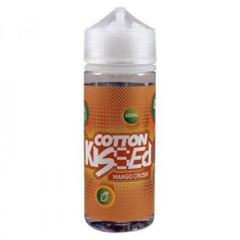 Mango Crush 100ml Shortfill Liquid by Cotton Kissed