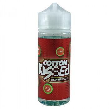 Strawberry Bliss 100ml Shortfill Liquid by Cotton Kissed