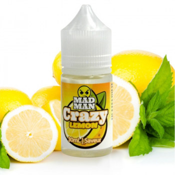Crazy Lemon 30ml Aroma by Mad Man