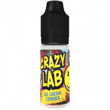 Ice Cream Cookies 10ml Aroma by Crazy Labs