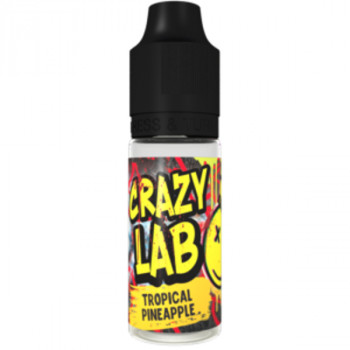 Tropical Pineapple 10ml Aroma by Crazy Labs