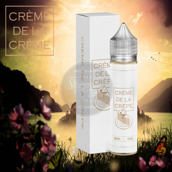 Creme De La Crepe 50ml e Liquid Plus by Creme de la Creme