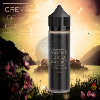 El Presidente 50ml e Liquid Plus by Creme de la Creme