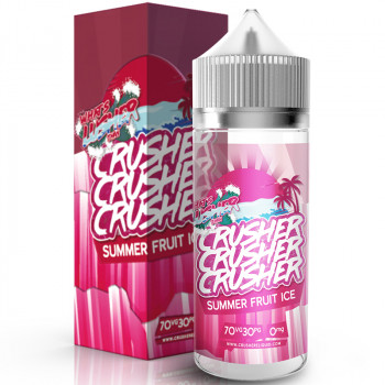 Summer Fruit ICE (100ml) Plus e Liquid by Crusher