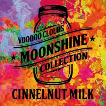 Voodoo Clouds Moonshine Aroma Cinnelnut Milk