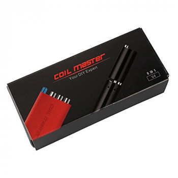 Coilmaster Coiling V4 Kit Wickelhilfe