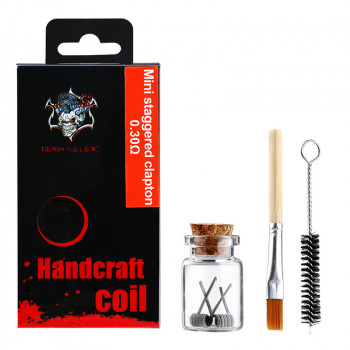 Demon Killer Handcraft Coil Kit