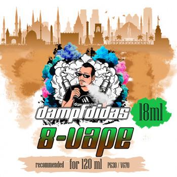 8-Vape 18ml Aroma by Dampfdidas