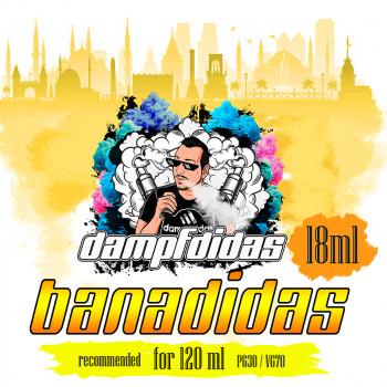 Banadidas 18ml Aroma by Dampfdidas