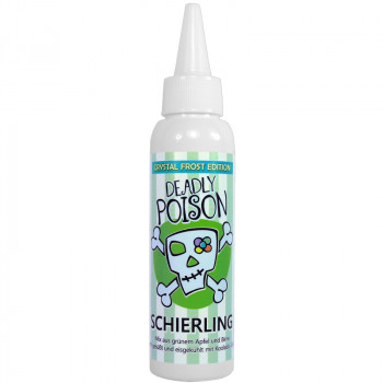 Schierling Cristsal Frosted Edition 30ml Bottlefill Aroma by Deadly Poison