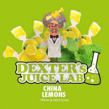 Dexter Aroma China Lemons 10ml Aroma