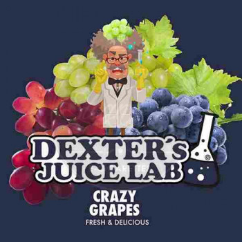 Dexter Aroma Crazy Grapes 10ml Aroma