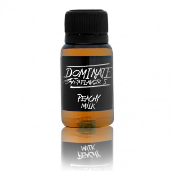 Peachy Milk Aroma 15ml by Dominate Flavors