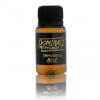 TobaccoGold No.6 Aroma 15ml by Dominate Flavors