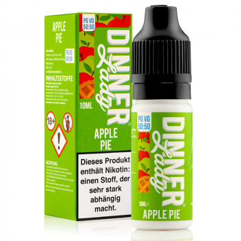Apple Pie Original Serie 50/50 10ml Liquids by Dinner Lady