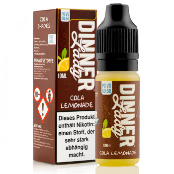 Cola Lemonade Summer Holidays Serie 50/50 10ml Liquids by Dinner Lady