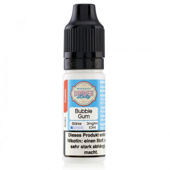 Bubblegum (Bubble Trouble) Tuck Shop Serie 50/50 10ml Liquids by Dinner Lady