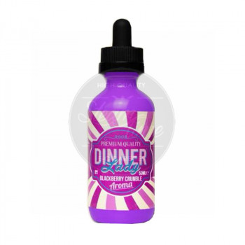 Blackberry Crumble by Dinner Lady e Liquid