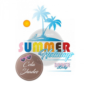 Cola Shades by Dinner Lady Summer Holidays e Liquid 3x10ml