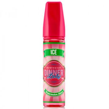 Watermelon Slices Ice (50ml) Plus e Liquid Dinner Lady