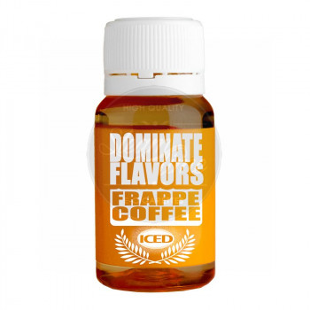 Iced Frappe Coffee Aroma 15ml by Dominate Flavors