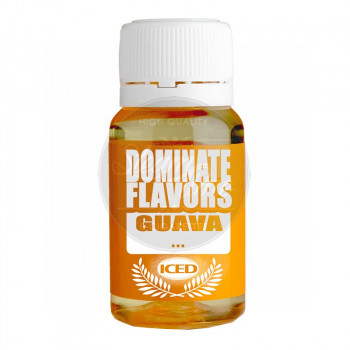 "Iced Guava ""spritzig""  Aroma 15ml by Dominate Flavors"