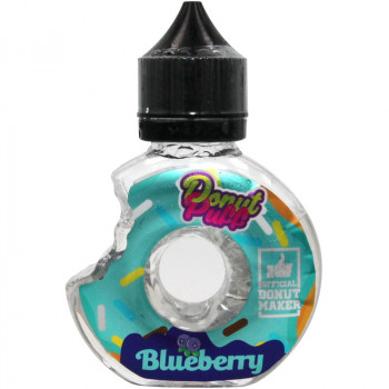 Donut Puff BlueBerry (50ml) Plus e Liquid by Vape Empire