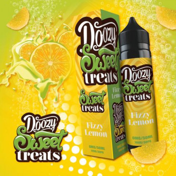 Fizzy Lemon (50ml) Plus e Liquid by Doozy Vape Co