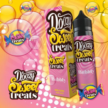 Bubbly (50ml) Plus e Liquid by Doozy Vape Co
