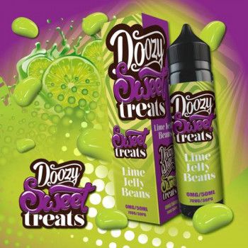 Lime Jelly Beans (50ml) Plus e Liquid by Doozy Vape Co