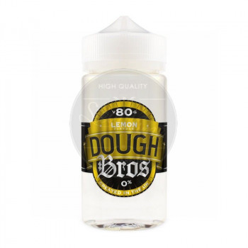 Lemon (80ml) Plus e Liquid by Dough Bros MHD Ware