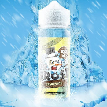 Lemon Ice (100ml) Plus e Liquid by Dr. Frost