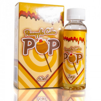 Pineapple Cake Pop PLUS 50ml by The Drip Co. e Liquid