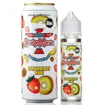 Strawberry Kiwi (50ml) Plus e Liquid by Drip More