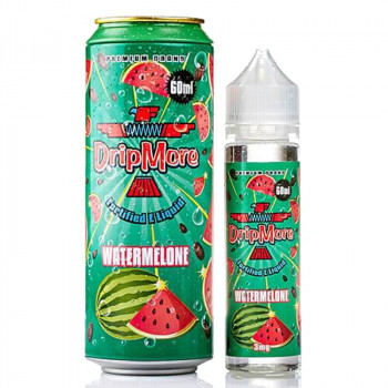Watermelone (50ml) Plus e Liquid by Drip More