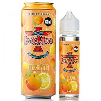 Peachy Tea (50ml) Plus e Liquid by Drip More