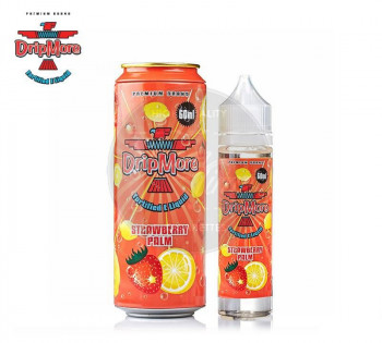Strawberry Palm (50ml) Plus e Liquid by Drip More