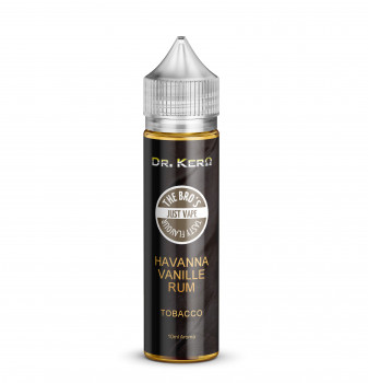 Havanna Vanille Rum 10ml Longfill Aroma by Dr. Kero Liquid x The Bro's